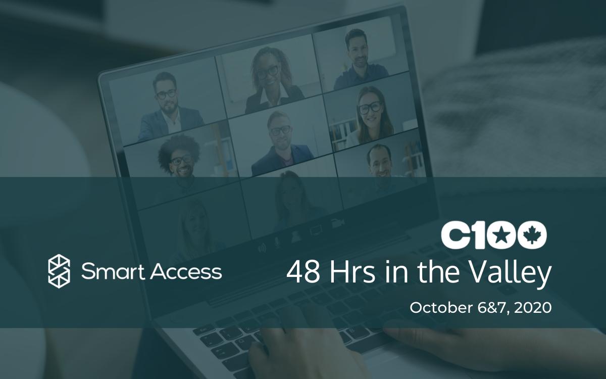 Smart Access 48 Hrs cohort 2020