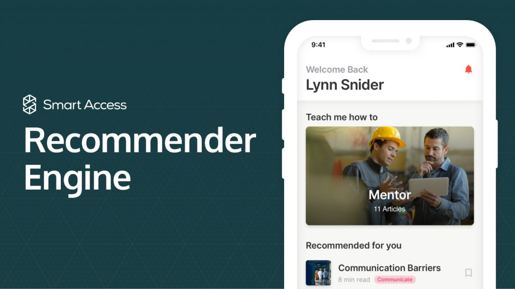 Recommender engine