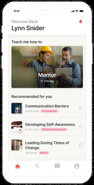 mentor-phone